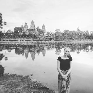 De 6 tempels van SiemReap